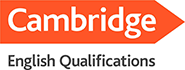 Logo Cambridge English Qualifications 2018