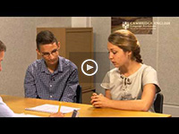Video Cambridge English: Advanced Speaking (C1)