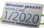 "Pictogramm ""MVHS-Card"""